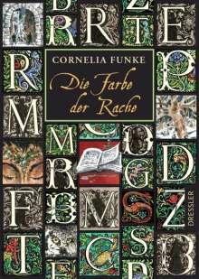 Cornelia Funke: Tintenwelt, Buch