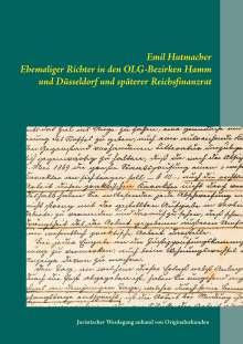 Christoph Henke: Emil Hutmacher, Buch