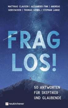 Matthias Clausen: Frag los!, Buch