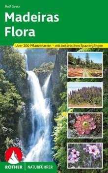 Rolf Goetz: Madeiras Flora, Buch
