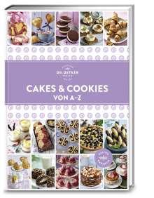 Cakes & Cookies von A-Z, Buch