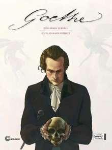 Benjamin von Eckartsberg: Goethe Sammelband 1.  Die Comic-Biographie, Buch