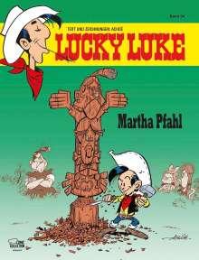 Achdé: Lucky Luke 94 - Martha Pfahl, Buch