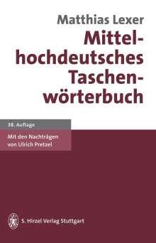 Matthias Lexer: Mittelhochdeutsches Taschenwörterbuch, Buch