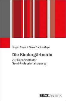 Diana Franke-Meyer: Die Kindergärtnerin, Buch