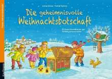 Andrea Schütze: Die geheimnisvolle Weihnachtsbotschaft, Diverse