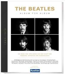 The Beatles - Album für Album, Buch