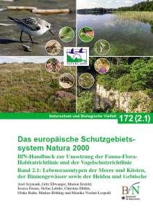 NaBiV Heft 172: Das europäische Schutzgebietssystem Natura 2000, Buch