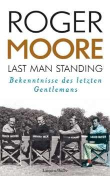 Roger Moore: Last Man Standing, Buch
