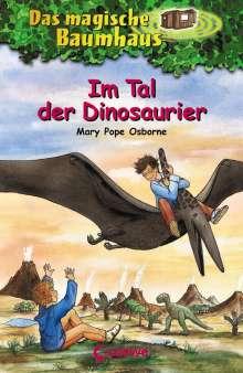 Mary Pope Osborne: Das magische Baumhaus 01. Im Tal der Dinosaurier, Buch