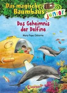 Mary Pope Osborne: Das magische Baumhaus junior 9 - Das Geheimnis der Delfine, Buch