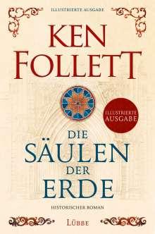 Ken Follett: Die Säulen der Erde, Buch