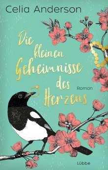 Celia Anderson: Die kleinen Geheimnisse des Herzens, Buch