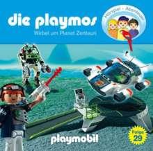Florian Fickel: Die Playmos - Folge 29, CD