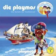 Simon X. Rost: Die Playmos - Folge 1, CD