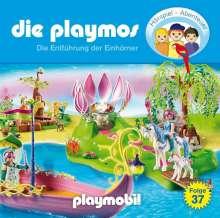 David Bredel: Die Playmos - Folge 37, CD