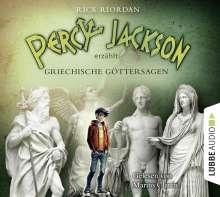 Rick Riordan: Percy Jackson erzählt: Griechische Göttersagen, 6 CDs