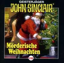 Jason Dark: John Sinclair - Folge 133, CD