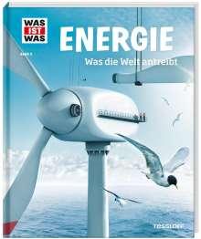Laura Hennemann: WAS IST WAS Band 3. Energie. Was die Welt antreibt, Buch