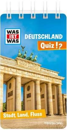 WAS IST WAS Quiz Deutschland, Buch