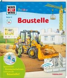 Christina Braun: Was ist was junior 2: Baustelle, Buch