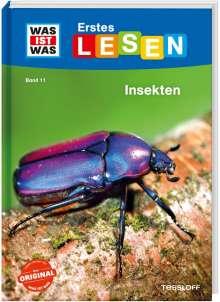 Christina Braun: WAS IST WAS Erstes Lesen Band 11 Insekten, Buch