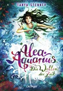 Tanya Stewner: Alea Aquarius 8, Buch