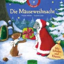 Susanne Lütje: Die Mäuseweihnacht, Buch