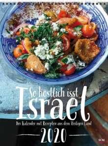 So köstlich isst Israel 2020, Diverse