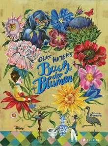 Christine Paxmann: Olaf Hajeks Buch der Blumen, Buch
