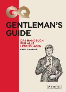 Charlie Burton: GQ Gentleman's Guide, Buch