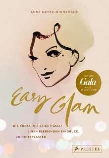 Anne Meyer-Minnemann: Easy Glam, Buch