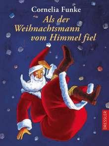 Cornelia Funke: Als der Weihnachtsmann vom Himmel fiel, Buch