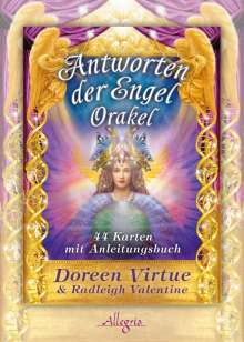 Doreen Virtue: Antworten der Engel-Orakel, Buch