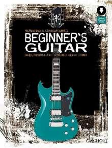 Alexander Schmitz: Beginner's Guitar, Buch