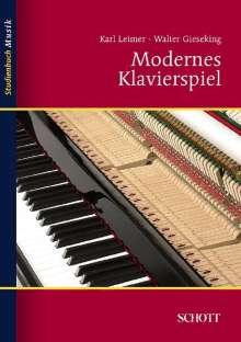 Modernes Klavierspiel, Buch