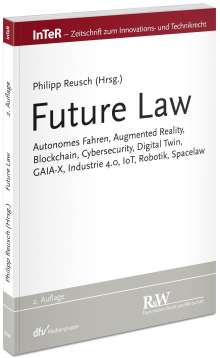 Philipp Reusch: Future Law, Buch