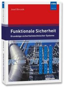 Josef Börcsök: Funktionale Sicherheit, Buch
