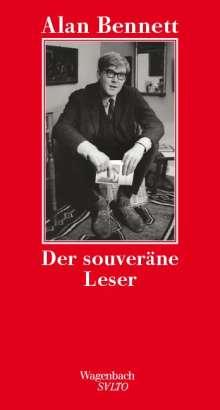 Alan Bennett: Der souveräne Leser, Buch