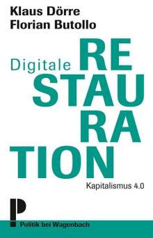 Klaus Dörre: Digitale Restauration, Buch