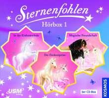 Die große Sternenfohlen Hörbox Folgen 1-3 (3 Audio CDs), 3 CDs