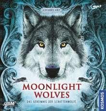 Charly Art: Moonlight Wolves - Das Geheimnis der Schattenwölfe, CD