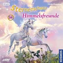Linda Chapman: Sternenschweif 34: Himmelsfreunde, CD