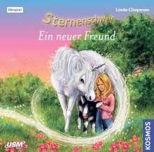 Linda Chapman: Sternenschweif 42: Ein neuer Freund (Audio-CD), CD