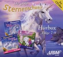 Linda Chapman: Die große Sternenschweif Hörbox. Folge 7-9, 3 CDs