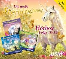 Linda Chapman: Die große Sternenschweif Hörbox Folge 10-12, 3 CDs