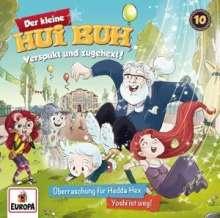 Ulrike Rogler: Der kleine Hui Buh 10. Überraschung für Hedda Hex / Yoshi ist weg!, CD