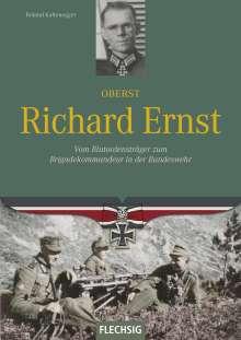 Roland Kaltenegger: Oberst Richard Ernst, Buch