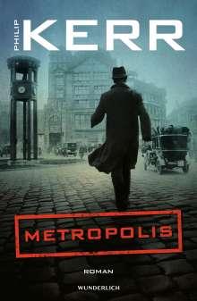 Philip Kerr: Metropolis, Buch
