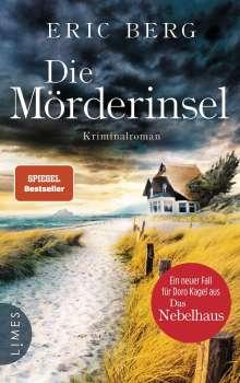 Eric Berg: Die Mörderinsel, Buch